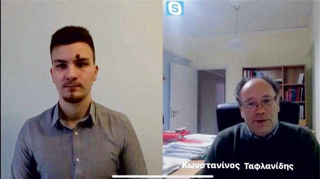 Ολοκληρώθηκαν οι διήμερες εργασίες της Νομαρχιακής Συνδιάσκεψης του ΣΥΡΙΖΑ Αιτωλοακαρνανίας. Συνέντευξη με Κ. Ταφλανίδη