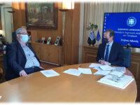 Υπεγράφη από Λιβανό – Καχριμάνη η προγραμματική σύμβαση για το Διαχειριστικό Σχέδιο Βόσκησης της Περιφέρειας Ηπείρου