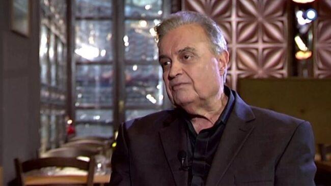 Πέθανε από κορονοϊό ο τραγουδιστής Λευτέρης Μυτιληναίος