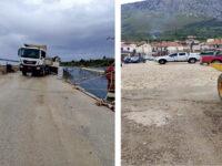 Καθαρισμός στο λιμάνι της Παλαίρου