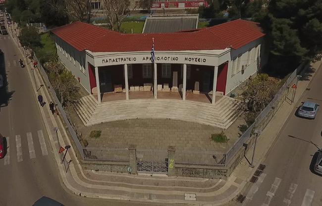 Παρουσίαση του Παπαστράτειου Αρχαιολογικού Μουσείου Αγρινίου