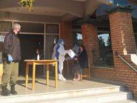Δειγματοληπτικοί έλεγχοι για Covid- 19 στον Εμπεσό Αιτωλοακαρνανίας