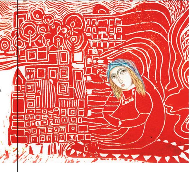 Κουβεντιάζοντας με την Ελένη Τσαλδίρη- Τα πέπλα των Αγγέλων