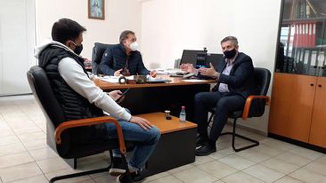 Τι ζήτησε στη συνάντηση με τον Διευθυντή της ΔΕΔΔΗΕ ο Δήμαρχος Αρταίων