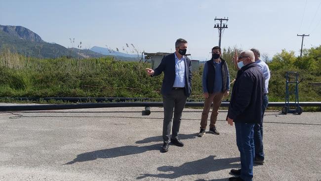 Δύο έργα ύδρευσης 1 εκ. ευρώ, στην Στρογγυλή