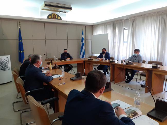 Συνάντηση Δημάρχων Αιτωλοακαρνανίας – Κοινή δήλωση υπέρ της επανίδρυσης του Πανεπιστημίου Δυτικής Ελλάδας