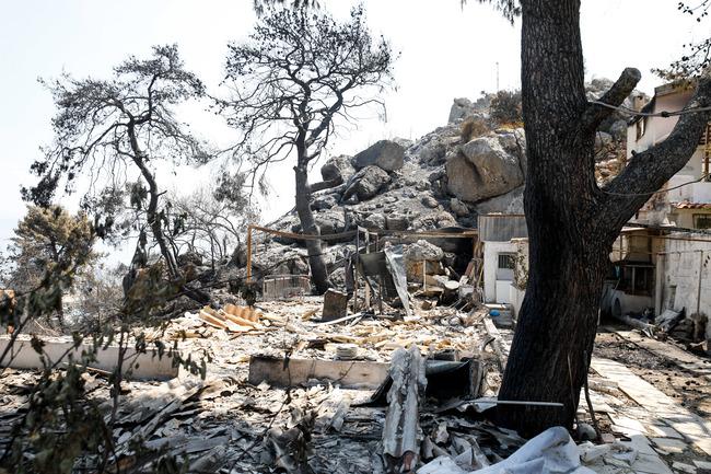 Πολύ υψηλός κίνδυνος πυρκαγιάς σε όλη τη Δυτική Ελλάδα την Δευτέρα 2 Αυγούστου– Σε ποιες περιοχές ισχύουν απαγορεύσεις κυκλοφορίας και παραμονής εκδρομέων