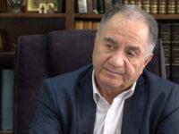 Δύσκολες ώρες για τον Θεόδωρο Κατσανέβα: Νοσηλεύεται διασωληνωμένος στο Σισμανόγλειο