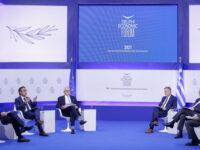 Σπ. Λιβανός: Η νέα εθνική Στρατηγική για μια νέα εποχή στον Αγροδιατροφικό τομέα- Οι 7 προτεραιότητες- Προγραμματίζονται εγγειοβελτιωτικά έργα 1 δις ευρώ