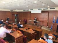 Έκτακτη σύσκεψη για την έξαρση κρουσμάτων στην Π.Ε. Αιτωλοακαρνανίας συγκάλεσε η Αντιπεριφερειάρχης, Μαρία Σαλμά