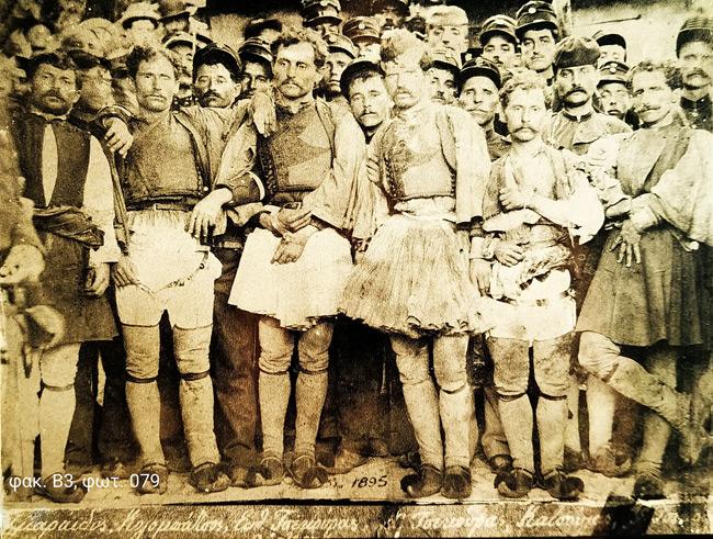 ΙΣΤΟΡΙΚΕΣ ΑΝΑΔΡΟΜΕΣ (Σαν σήμερα) 25 Μαΐου 1895 – Οι συλληφθέντες λήσταρχοι Tσεκουραίοι