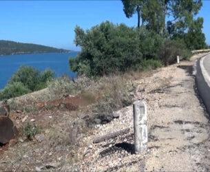 Απελευθερώθηκαν 15 στρέμματα στην παραλιακή οδό Αμφιλοχίας – Άρτας