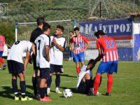 Τα γκολ και οι καλύτερες φάσεις Αμβρακικός Λουτρού – ΑΦ Αγίου Ματθαίου