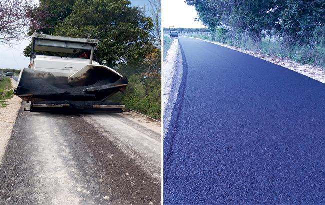 Η πρώτη ένταξη έργου του Δήμου Αρταίων στο Πρόγραμμα «Α. Τρίτσης» 26 χλμ ασφαλτοστρώσεων αγροτικής οδοποιίας.