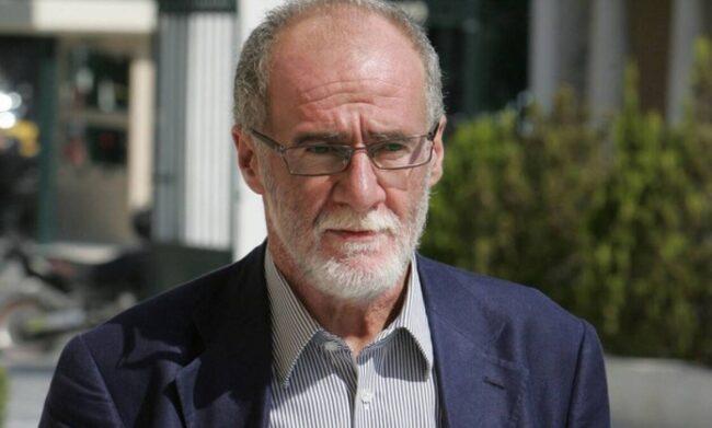 Πέθανε σε ηλικία 66 ετών ο πρώην βουλευτής της Νέας Δημοκρατίας, Σταύρος Δαϊλάκης.