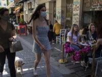 Κορονοϊός: 3593 νέα κρούσματα σήμερα στην Ελλάδα – 8 νεκροί και 142 διασωληνωμένοι