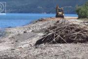 Καθαρισμός παραλιών στο Δήμο Αμφιλοχίας – Ετοιμότητα για την καλοκαιρινή σεζόν