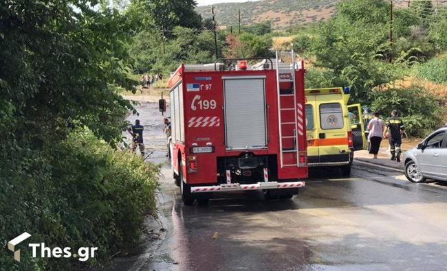 Τραγωδία στη Θεσσαλονίκη: Νεκρός άνδρας από την κακοκαιρία, τον παρέσυραν τα ορμητικά νερά