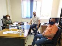 Νέα διοίκηση το Νοσοκομείο Μεσολογγίου – Συνάντηση με Εμποροβιομηχανικό  Σύλλογο  Μεσολογγίου