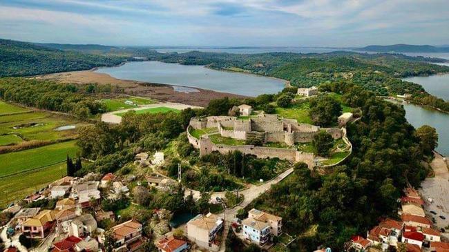 Αστική ανάπλαση και ανάπτυξη Ιστορικών Τόπων  και Τουριστικού Κέντρου Βόνιτσας