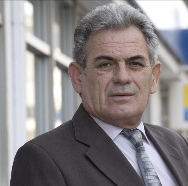Αλέξανδρος Γιώτης, πρώην διευθυντής ΕΛΤΑ Άρτας Αποχαιρετιστήριο μήνυμα: Θα είμαι παρών όπου με καλέσει η ανάγκη