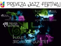19o Preveza Jazz Festival με Ελευθερία Αρβανιτάκη, Dimitris Kalantzis group, Ανδρέα Πολυζωγόπουλο, 3rd Floor Quartet και τους West Coast The Band.