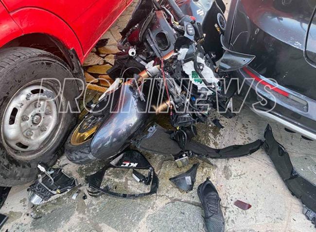 Δύο νεκροί από τροχαίο στην Καβάλα – Μοτοσυκλέτα παρέσυρε πεζούς