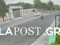 Καβάλα: Video σοκ από το τροχαίο με τους τρεις νεκρούς
