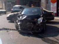 Αγρίνιο: Τροχαίο ατύχημα στα Τρία Φανάρια