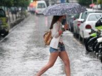 Καιρός: Αλλαγή σκηνικού με βροχές και σποραδικές καταιγίδες