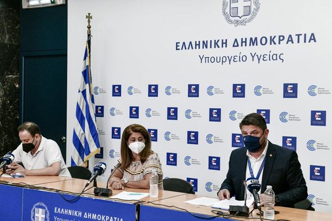 Υποχρεωτικά τα δύο τεστ στους ανεμβολίαστους σε εστίαση – τουρισμό σε όλη την Ελλάδα