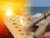Καιρός–Καύσωνας: Νέο ρεκόρ θερμοκρασίας – Ξεπέρασε τους 47ºC