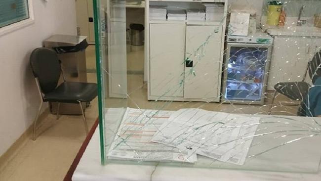 Επεισόδια στα επείγοντα του νοσοκομείου Αγρινίου