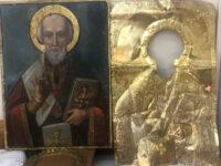 Εκλάπη η εικόνα του Αγίου Νικολάου στην Πάτρα – Μία σύλληψη