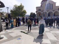 Σε κλίμα συγκίνησης τελέστηκε το μνημόσυνο για τα θύματα της Μικρασιατικής καταστροφής