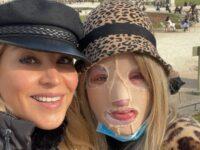 Η βόλτα της Ιωάννας με την Αννίτα Ναθαναήλ – Η φιλία που λίγοι γνώριζαν