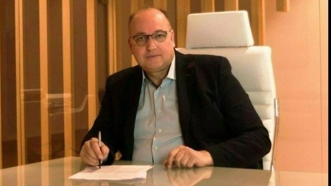 ΕΟΚ: Νέος πρόεδρος ο Βαγγέλης Λιόλιος