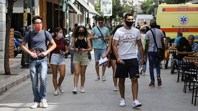 Κορονοϊός: 1608 κρούσματα σήμερα στην Ελλάδα – 51 νεκροί και 379 διασωληνωμένοι