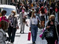Κορονοϊός: 2126 νέα κρούσματα σήμερα στην Ελλάδα – 39 νεκροί και 342 διασωληνωμένοι