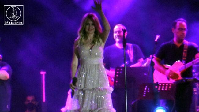 Η συναυλία του καλοκαιριού με την Νατάσα Θεοδωρίδου στην Κουκουμίτσα