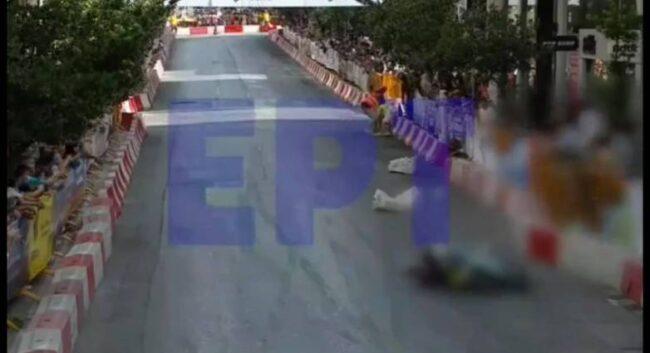 Πάτρα: ΒΙΝΤΕΟ ντοκουμέντο από το ατύχημα στον αγώνα καρτ – Η στιγμή που τραυματίστηκε ο 6χρονος – 5 Συλλήψεις