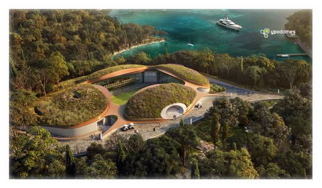 4,3 εκ. ευρώ δημόσιο χρήμα στον Σκορπιό για την κατασκευή ξενοδοχείου πέντε αστέρων.