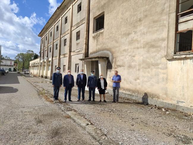 Ξεκινούν οι εργασίες στις καπναποθήκες Μεσολογγίου όπου θα εγκατασταθεί η Αστυνομική Διεύθυνση Αιτωλίας