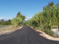 Ακόμη 6 χιλιόμετρα ασφαλτόστρωσης σε Ρόκκα και Καλαμιά