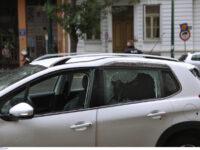 Πυροβολισμοί στο κέντρο της Αθήνας – Αυτό είναι το κλεμμένο αυτοκίνητο