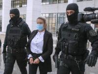 Δίκη βιτριόλι: «Ψυχρή, απόμακρη και με δολοφονικό βλέμμα», λέει κρατούμενη για την Έφη Κακαραντζούλα