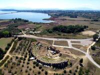 Ενοποιείται ο Αρχαιολογικός χώρος Νικόπολης και αποκτά σύγχρονη είσοδο η πόλη της Πρέβεζας