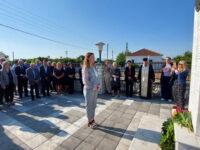 Εκδηλώσεις μνήμης για τους εκτελεσθέντες σε Λουτρότοπο και Συκιές