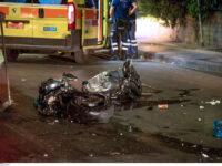 Τροχαίο στη Θηβών: Νεκρός μοτοσικλετιστής σε τραγικό τροχαίο δυστύχημα