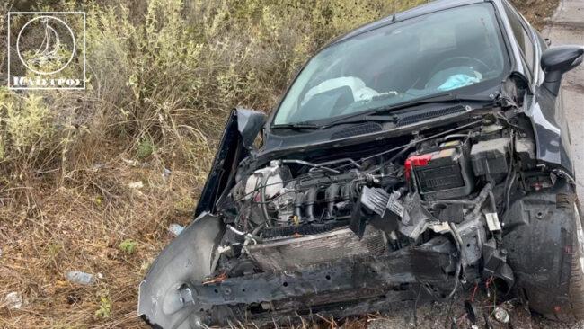 Νέο τροχαίο ατύχημα στην Αμφιλοχία